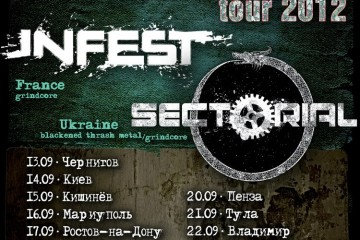 Double Blast For Triple Kill Tour 2012 (with Infest)